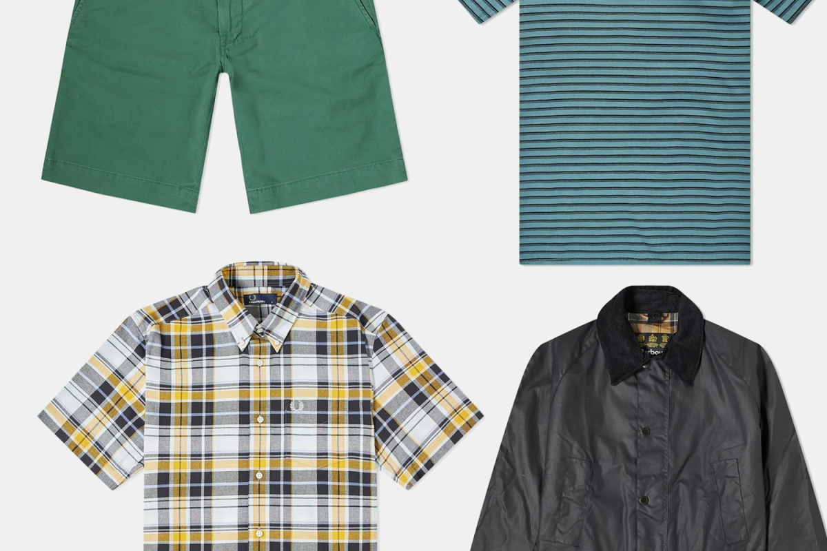Here's What to Buy From END. Clothing's Mid-Season Sale
