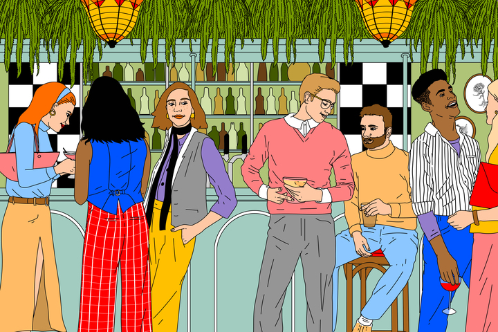 The Upper East Side's singles bar scene of the late-'60s was fairly revolutionary.