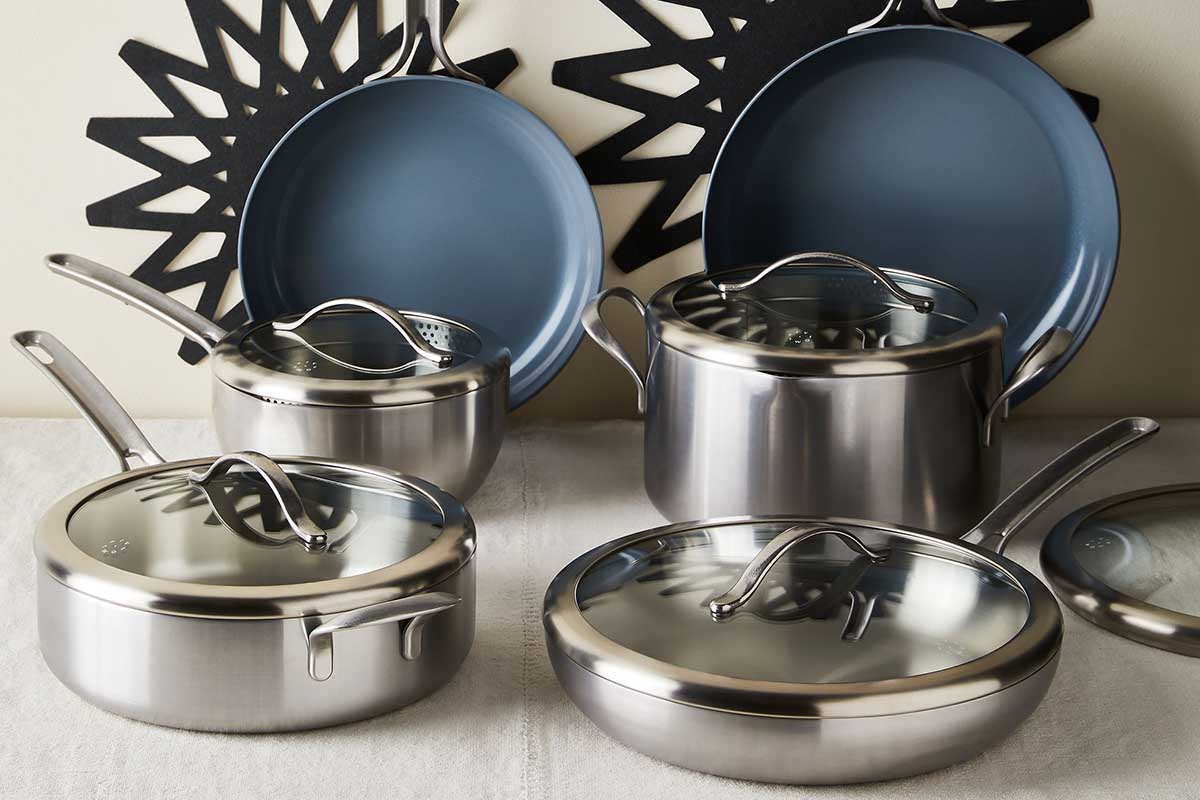 Five Two Essential Cookware Set