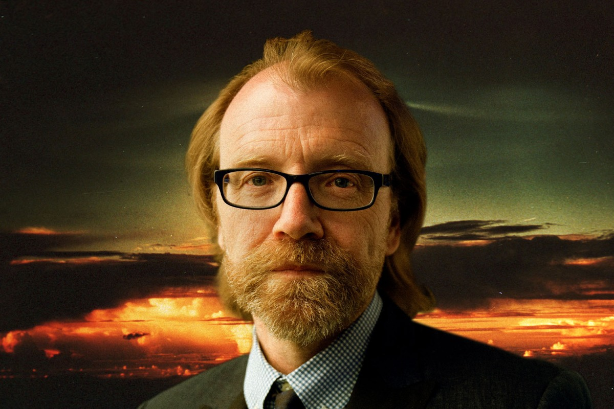 We're all living through a George Saunders story in 2020
