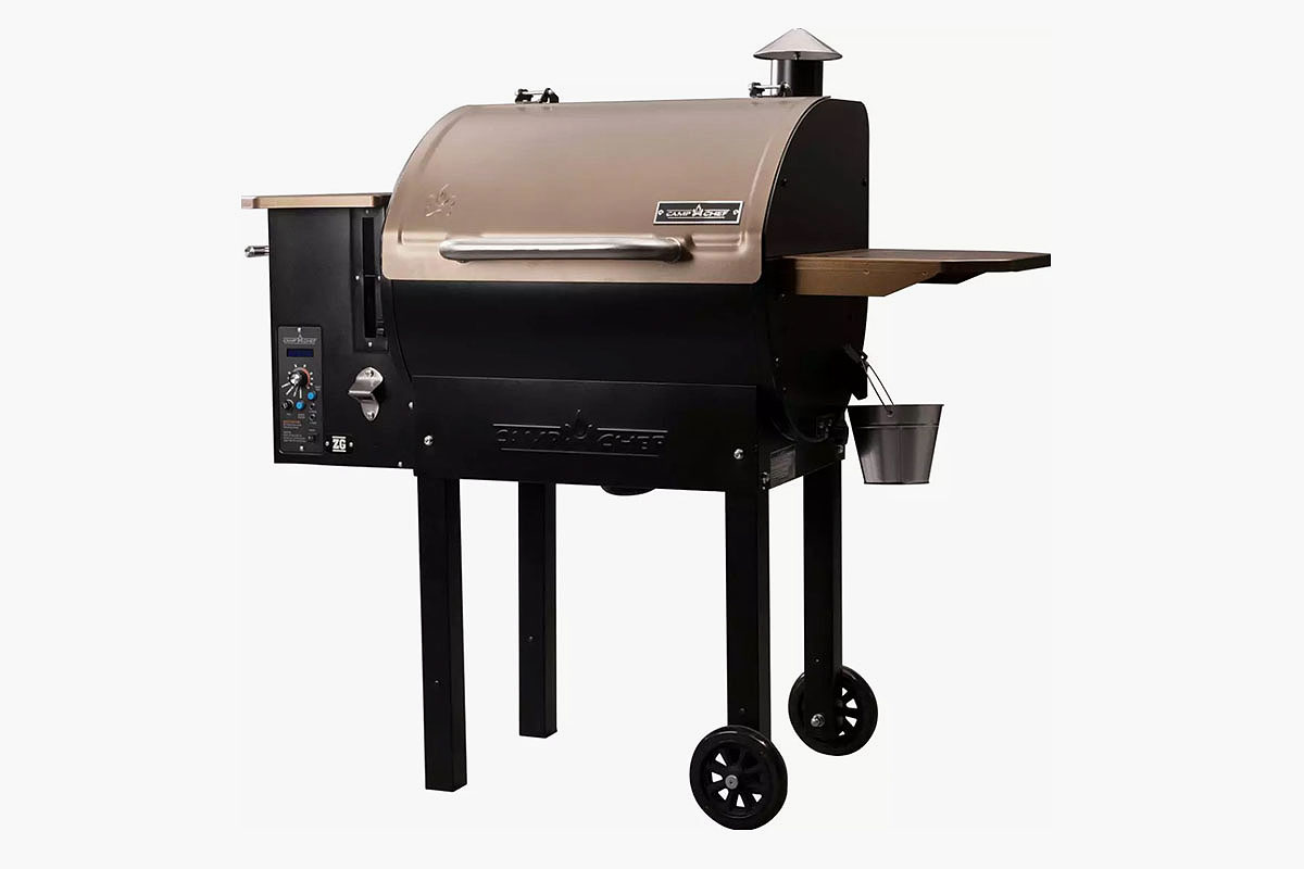 """Camp Chef Slide and Grill 24"""" Pellet Grill"""