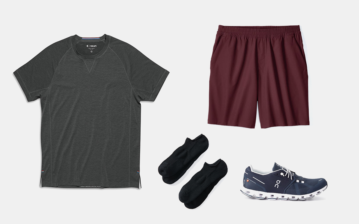 Review: We Assembled a Top-Notch Head-to-Toe Running Kit From an Unlikely Source