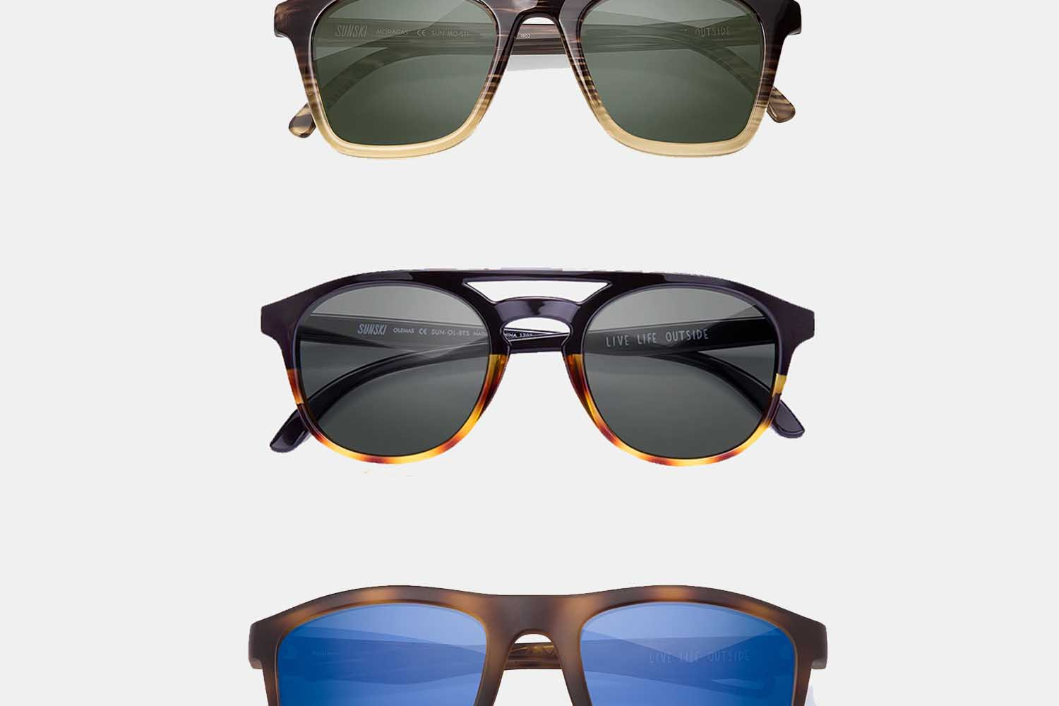 Deal: Grab a Pair of Stylish, Sustainable Sunglasses for Only $29