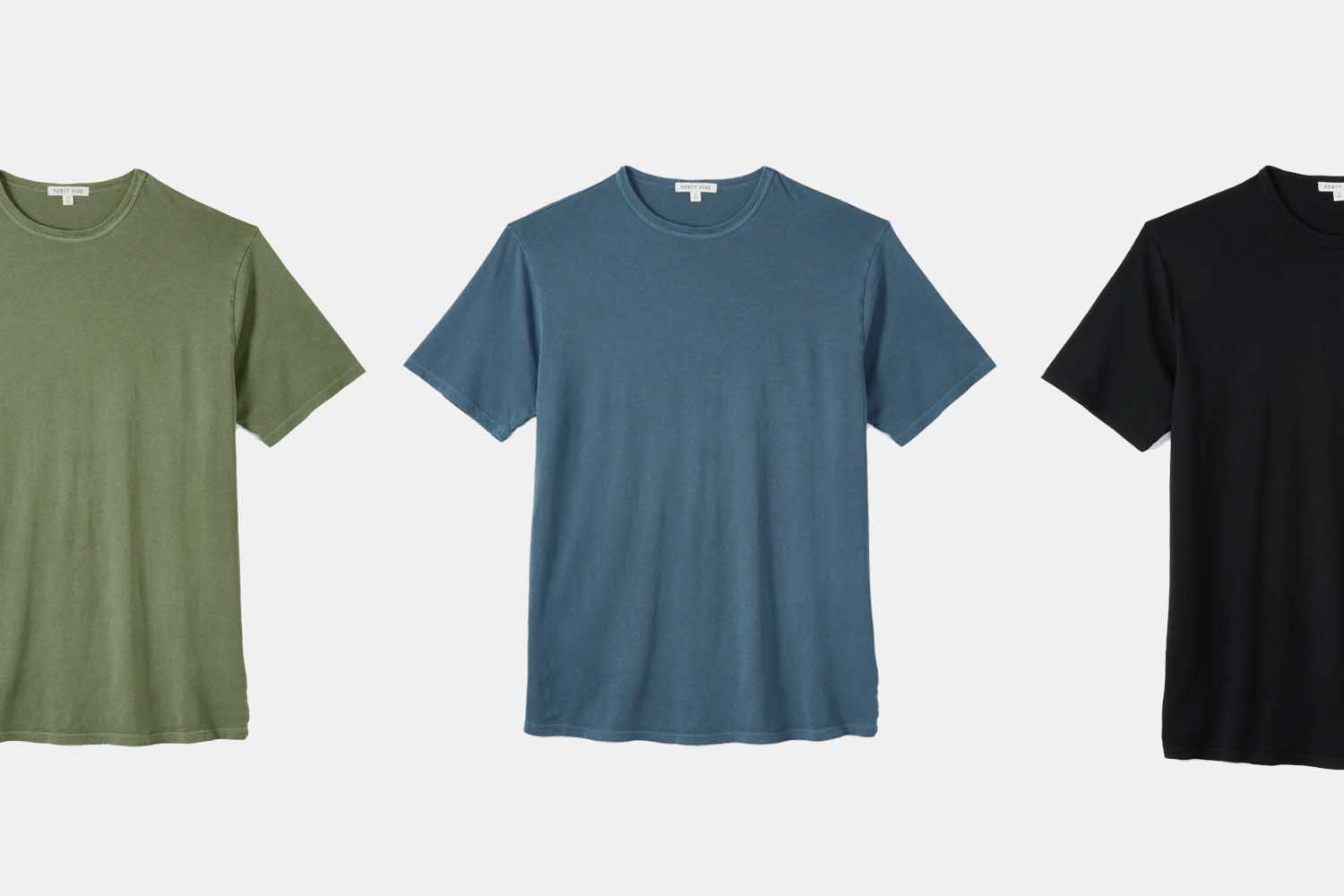 Huckberry Just Launched an In-House T-Shirt Brand