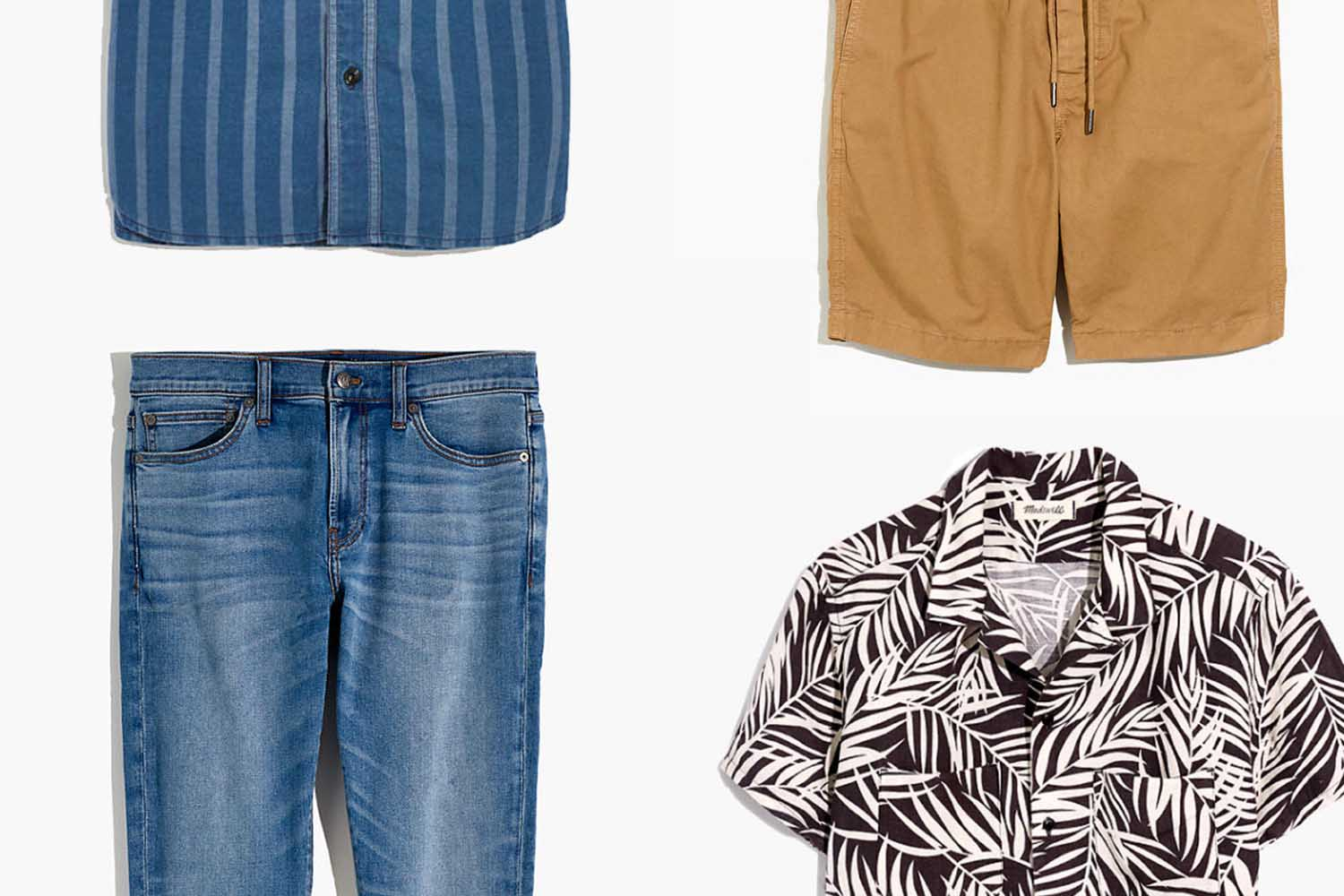 Deal: Madewell Just Put All Their Summer Must-Haves on Sale