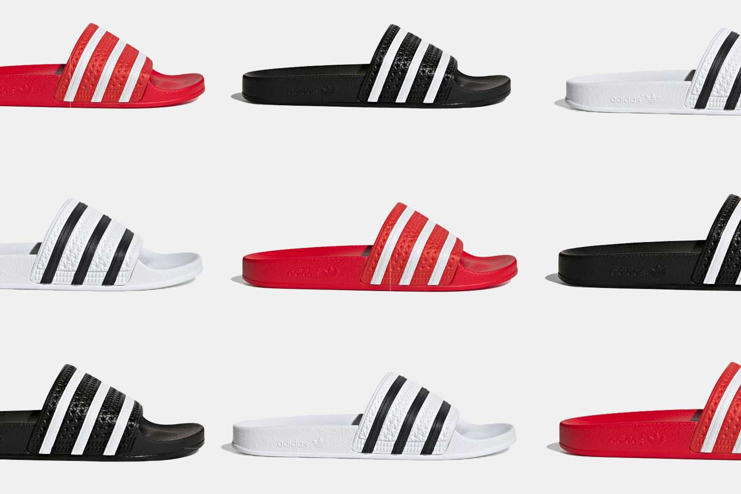Get Some Adidas Slides for Your Home