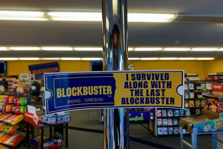 world's last blockbuster