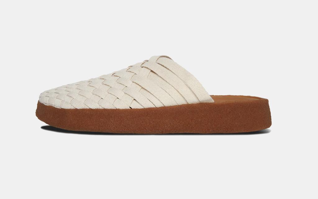 Malibu Colony Hemp Sandals