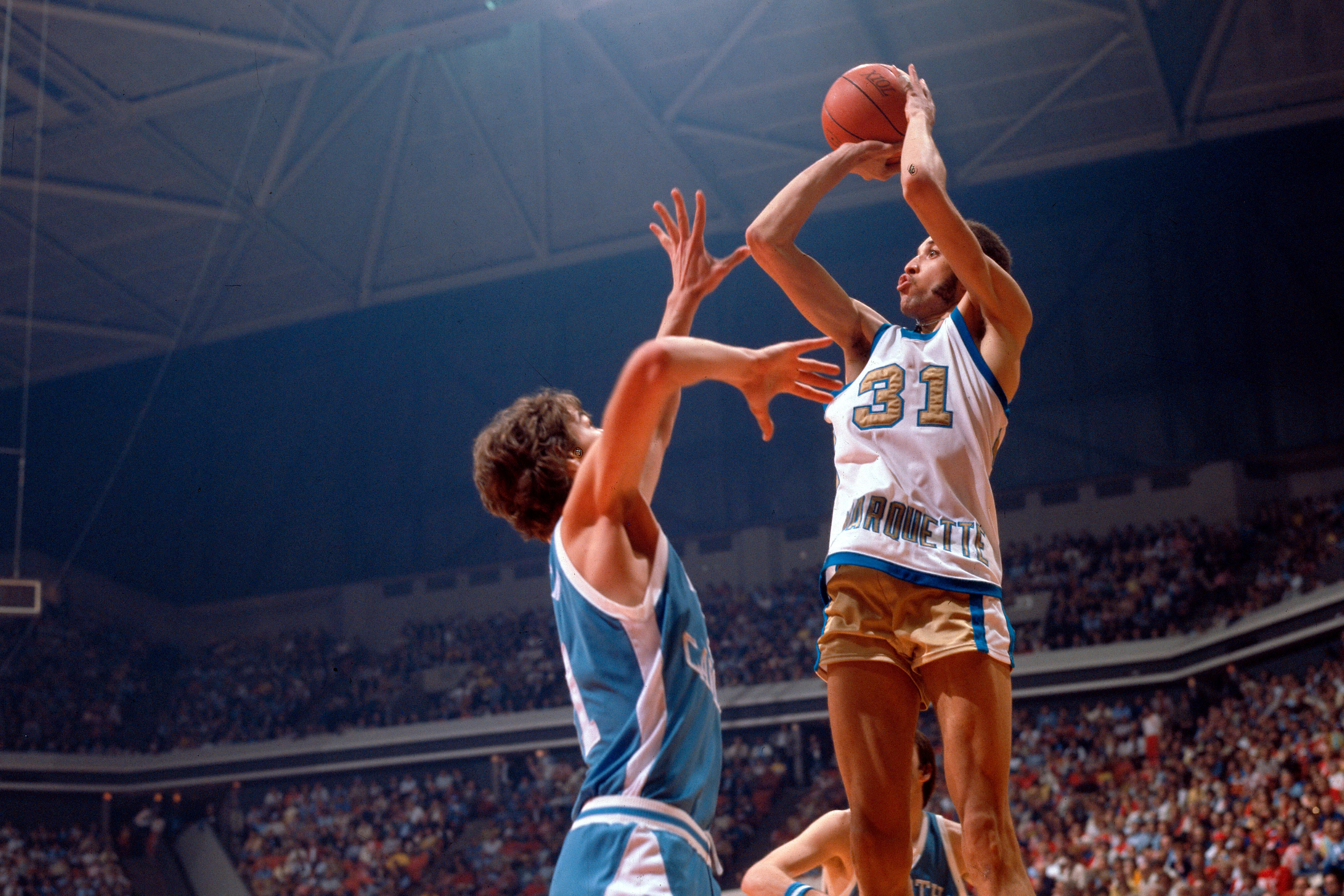 marquette untucked throwback uniforms