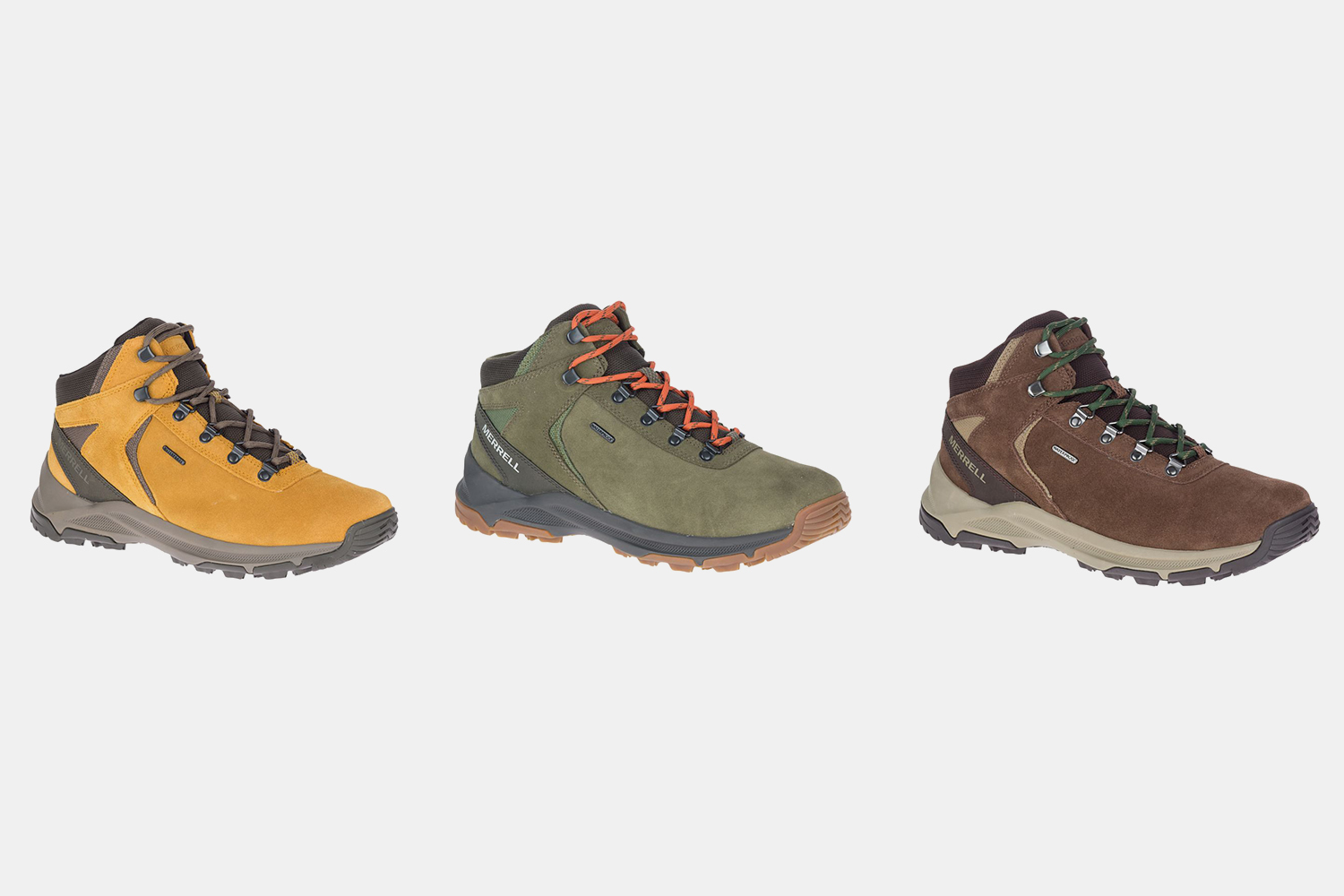 Deal: Save Up to 25% on Hiking Favorites at Merrell