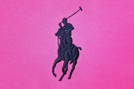The Ralph Lauren logo is a preppy icon