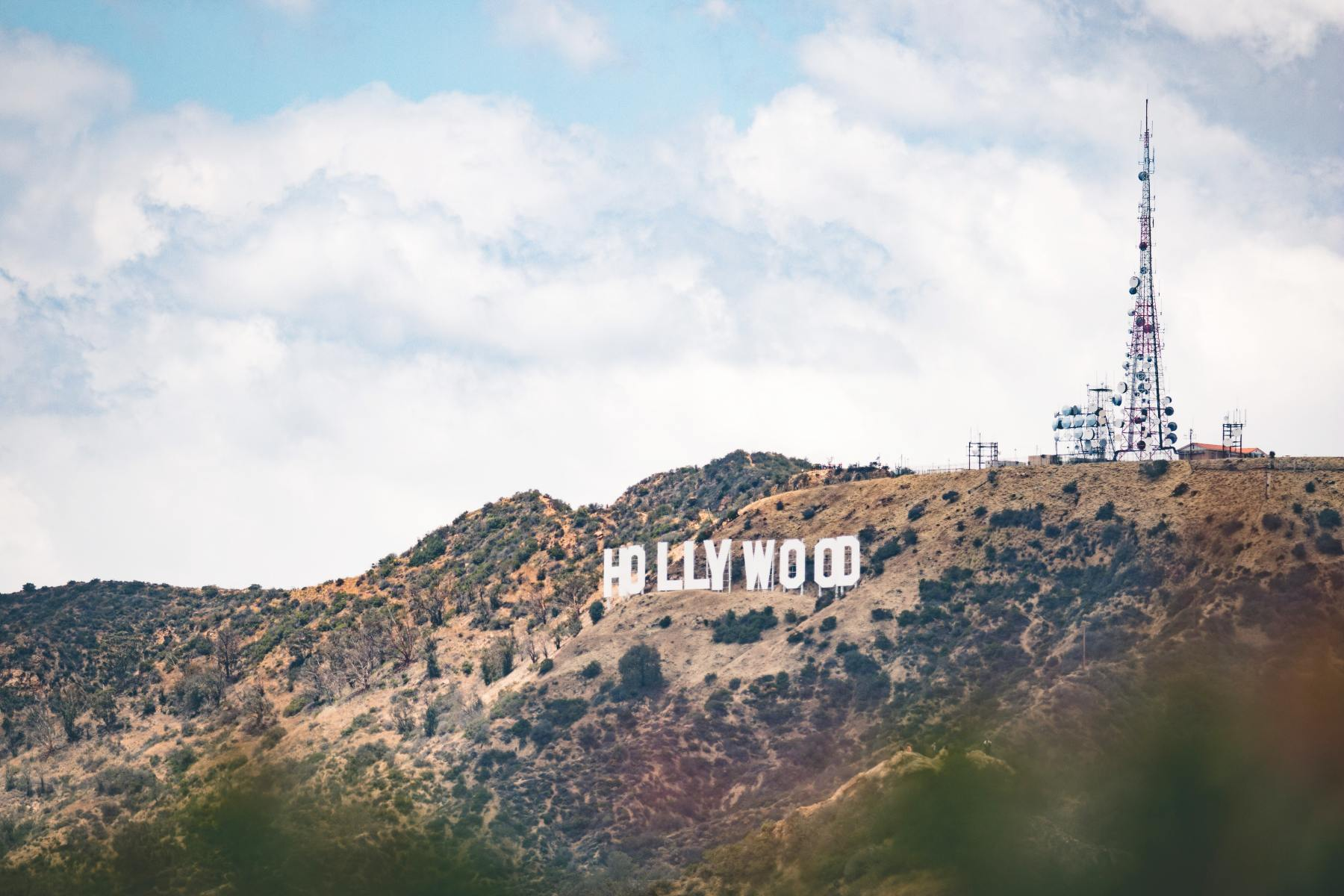 griffith park hollywood sign