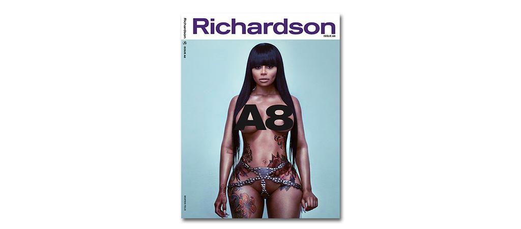Richardson magazine