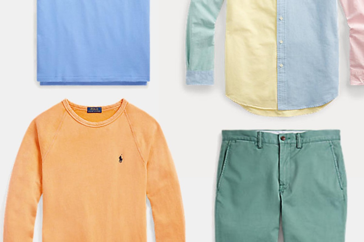 Deal: Take an Extra 30% Off Sale Styles at Ralph Lauren