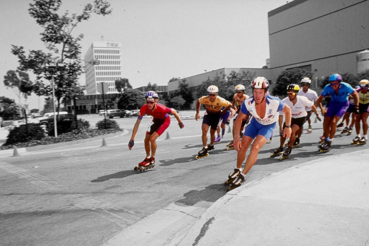 Once Left for Dead, Inline Skates Are Making a Fitness-Driven Comeback