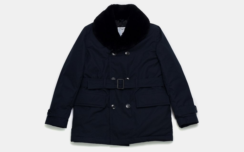 American Trench x Cockpit USA Jeep Coat