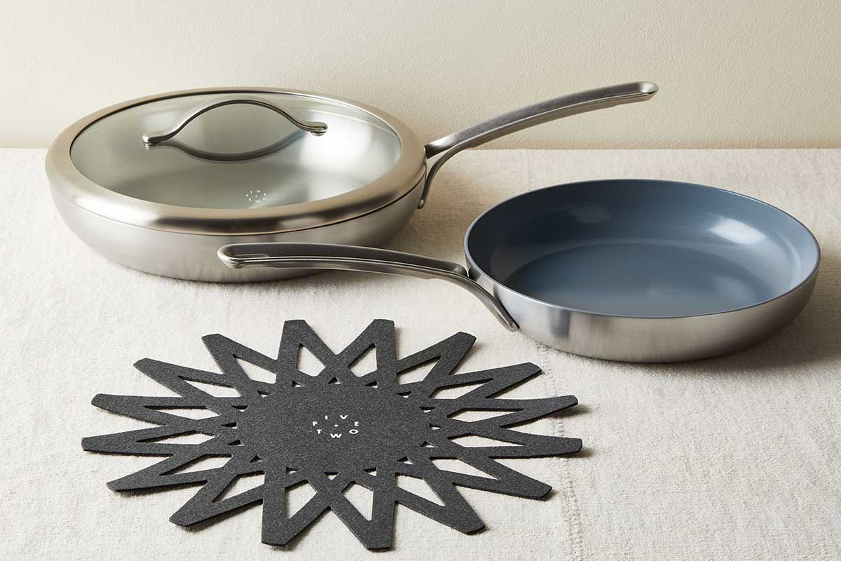 Five Two Essential Skillets