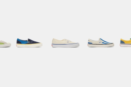 Deal: A Bunch of Fun, Colorful Vans Are on Sale at Ssense