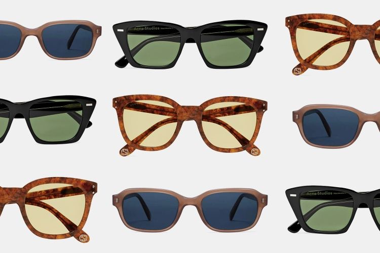 20 Very Different Sunglasses for 20 Very Different Guys