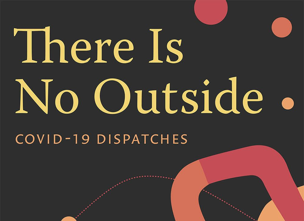 """There Is No Outside"" cover detail"