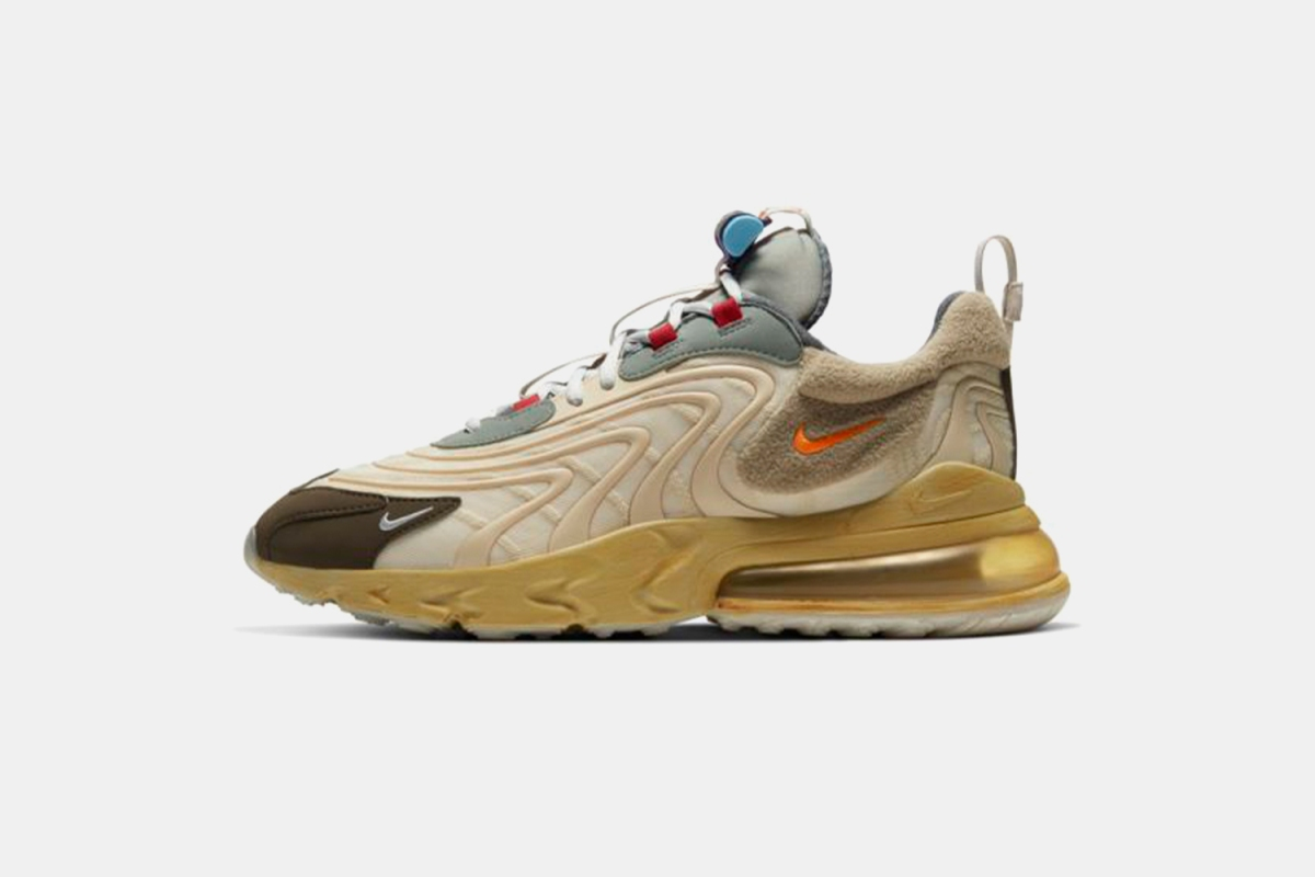 Maquinilla de afeitar Boquilla ama de casa  These Travis Scott x Nike Sneakers Are the Wisest Investment You Can Make  Right Now - InsideHook
