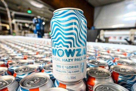 Behold, The Miraculous Lo-Cal Hazy Pale Ale We'll Be Drinking All Summer