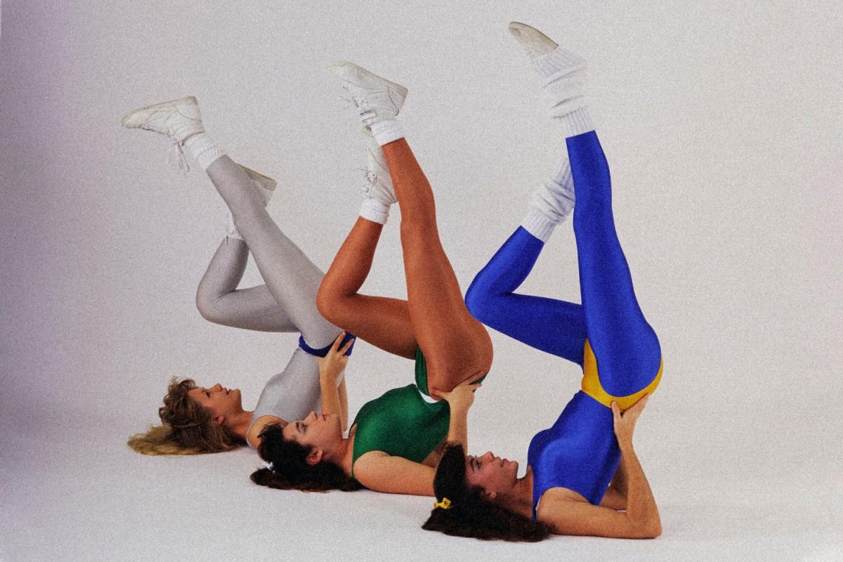 80s aerobic workouts