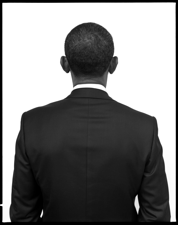 Barack Obama, Washington D.C. photograph by Mark Seliger