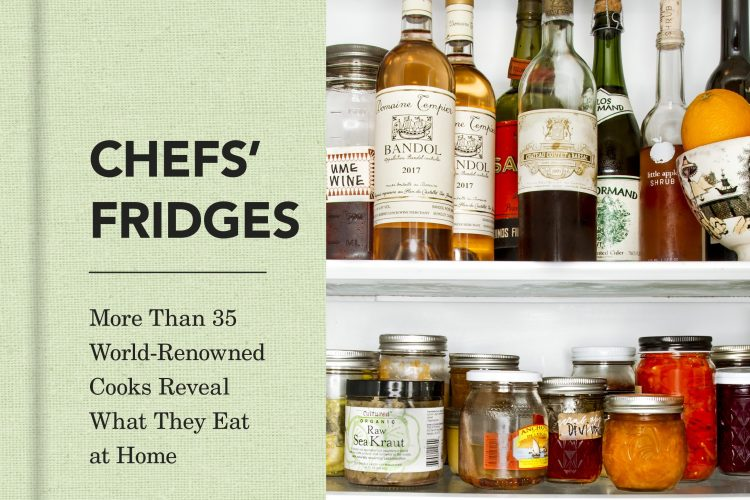 "The jacket from ""Chefs' Fridges."""