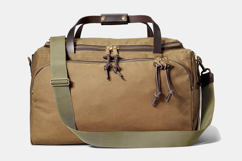 Filson Tin Cloth Excursion Bag