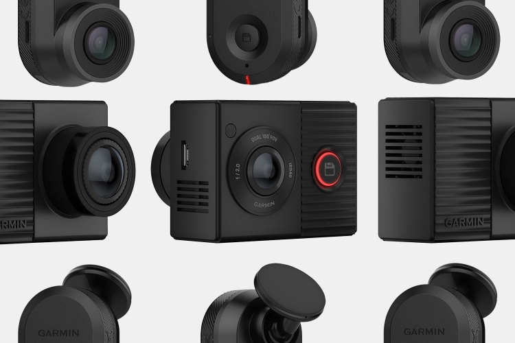 Garmin Tandem and Mini dash cameras for cars