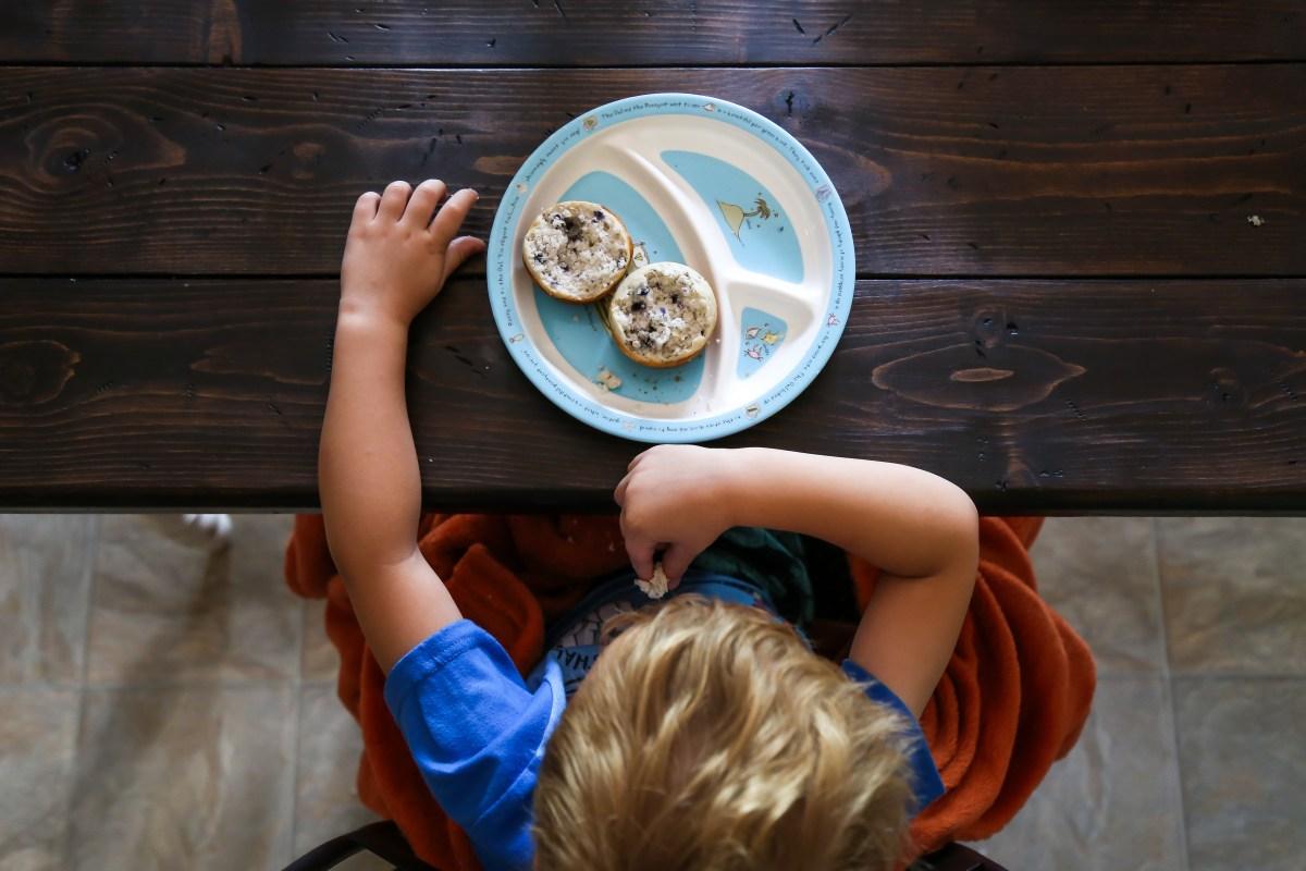 summer weight gain kids