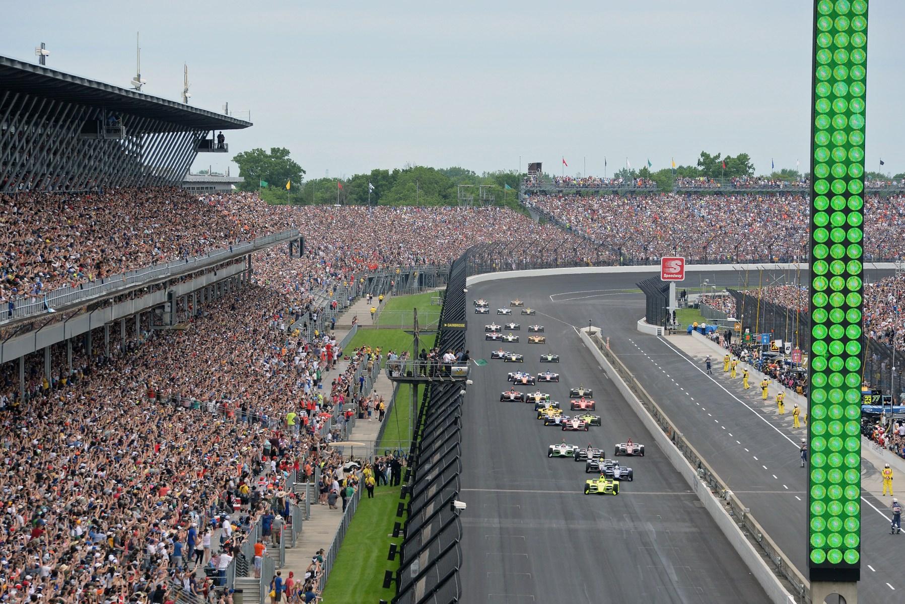 Indy 500 Coronavirus