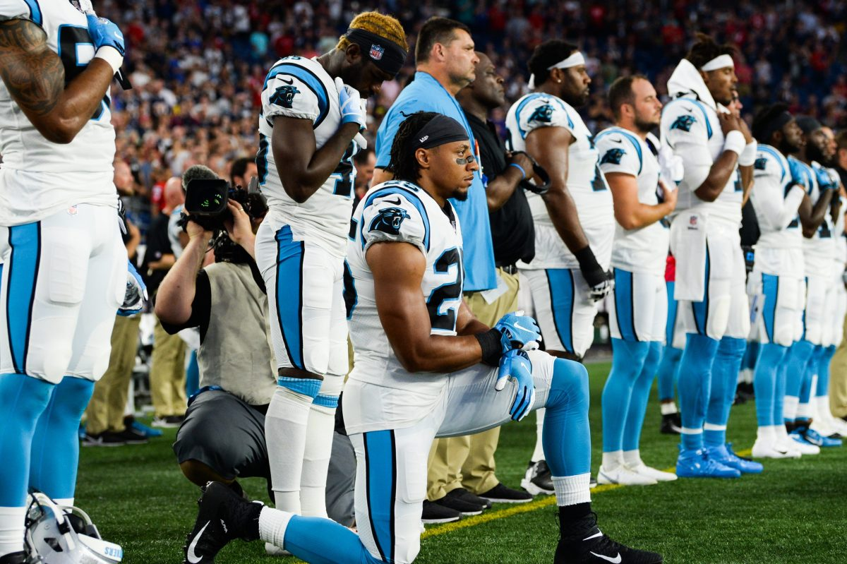 The NFL Endorsing Anthem Protests Is Good PR –and Good Business