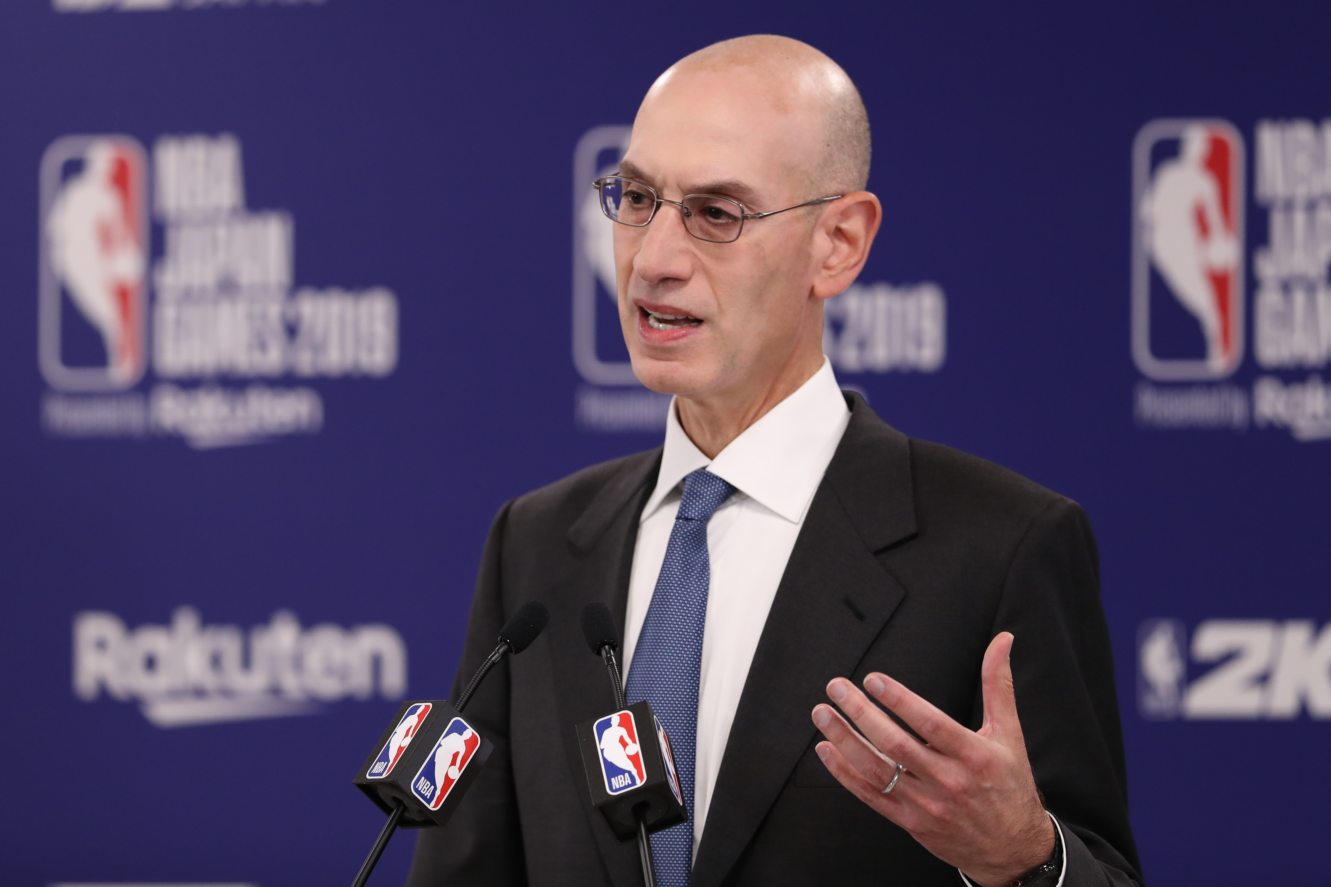 NBA DILLY DALLYING WHETHER TO RESTART OR NOT