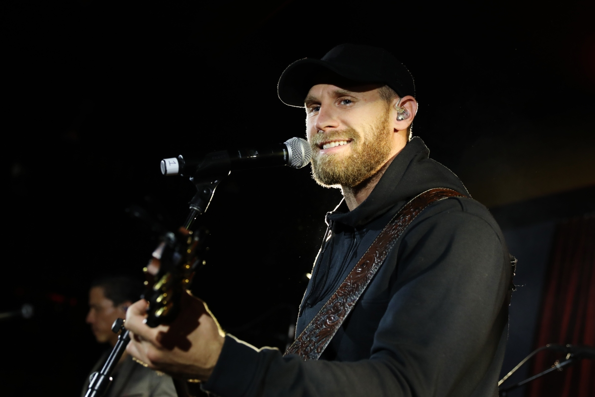 Chase Rice performs at the 10th Annual BBR Music Group Pre-CMA Party at the Cambria Hotel Nashville on November 12, 2019 in Nashville, Tennessee. (Photo by Leah Puttkammer/Getty Images for BBR Music Group)