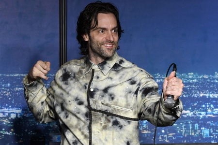 Comedian Chris D'Elia performs during his appearance at The Ice House Comedy Club on February 07, 2020 in Pasadena, California. (Photo by Michael S. Schwartz/Getty Images)