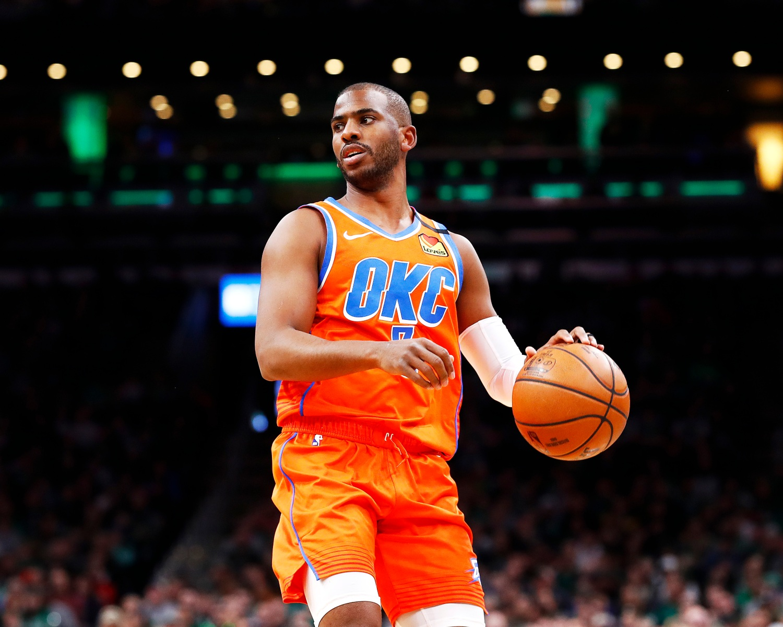 NBA NBPA Chris Paul