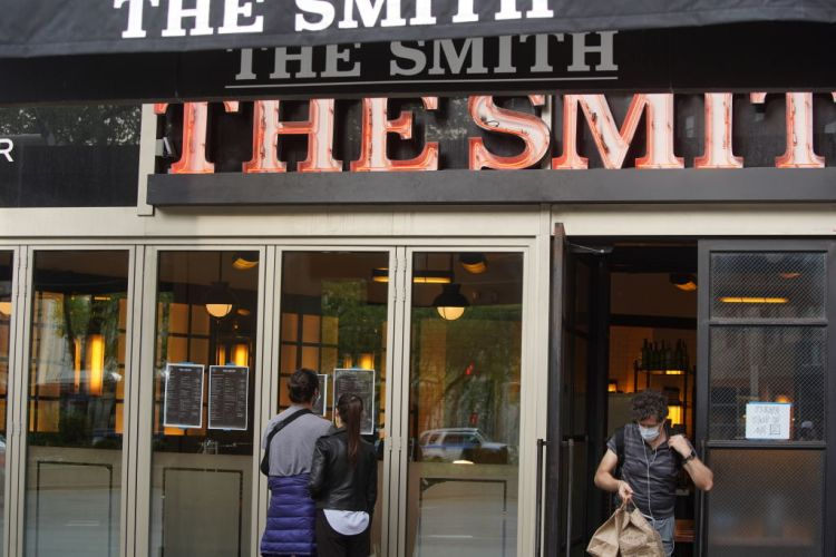 The Smith restaurant in New York City
