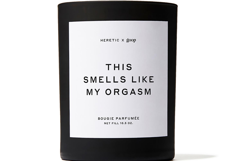 Goop Owner Gwyneth Paltrow Releases Orgasm Candle
