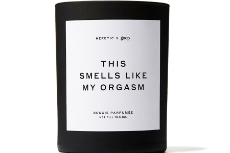Goop Owner Gwyneth Paltrow Releases Orgasm Candle