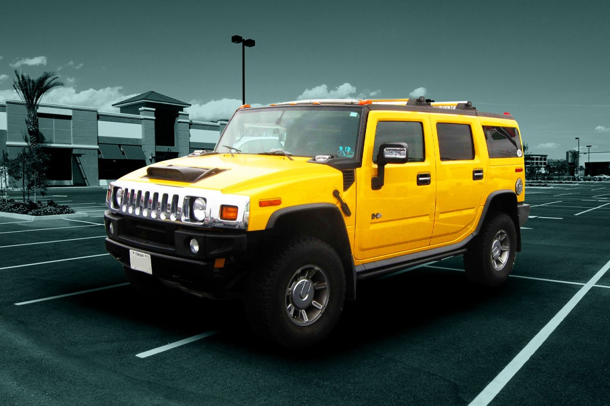 The Hummer H2 was a massive successful when it was released