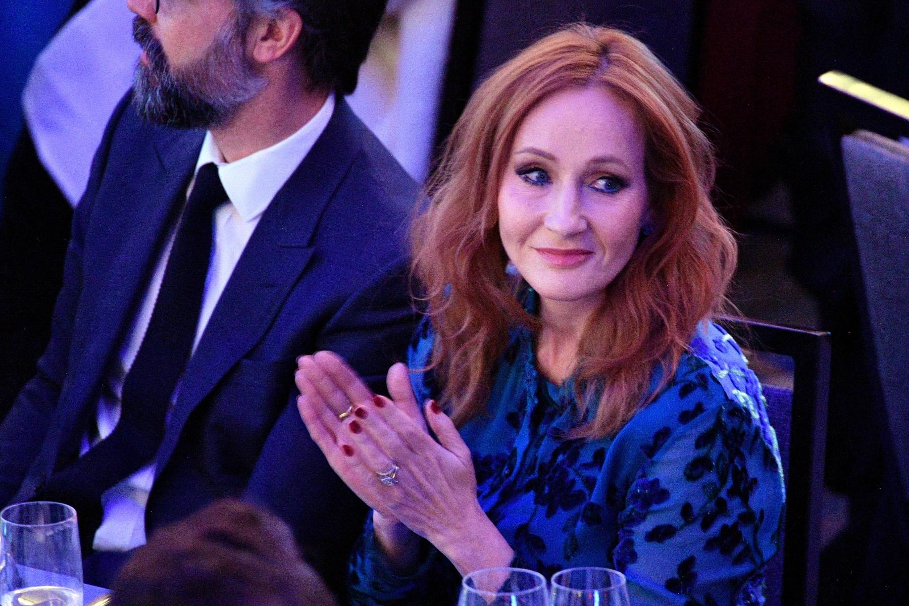 J.K. Rowling TERF
