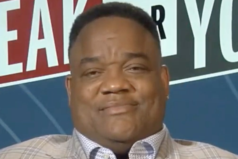 "Whitlock, 53, left his FS1 talk show ""Speak For Yourself"" just two weeks ago"