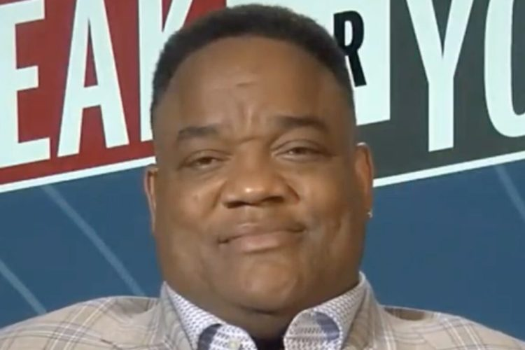 Former FS1 host Jason Whitlock. (Fox)