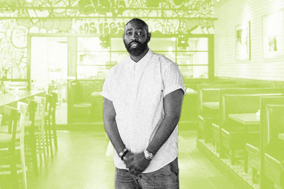 Atlanta restauranteur Sim Walker.  (Sim Walker)