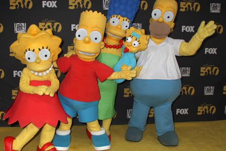 """""""The Simpsons"""" 500th Episode Celebration"""