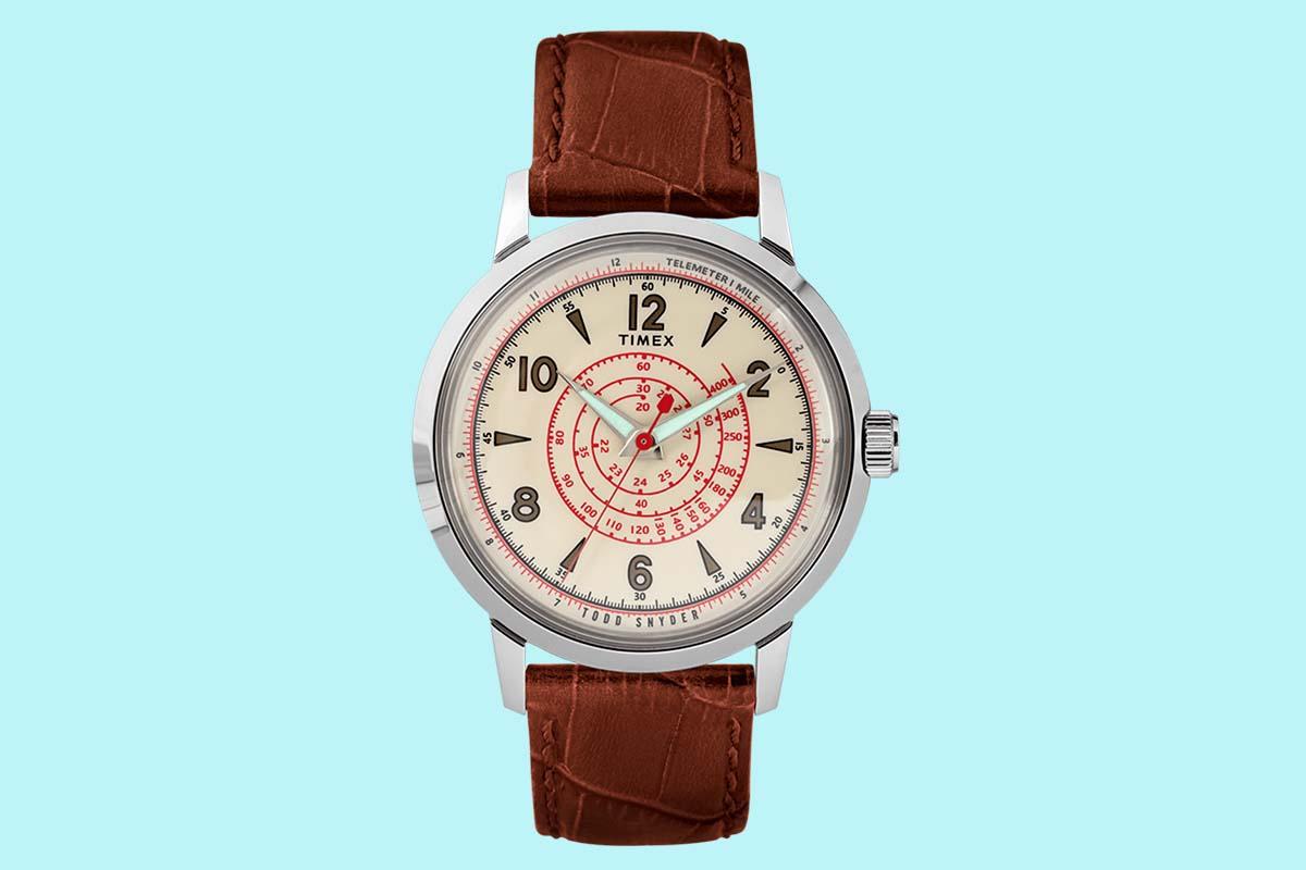 Timex Todd Snyder Beekman