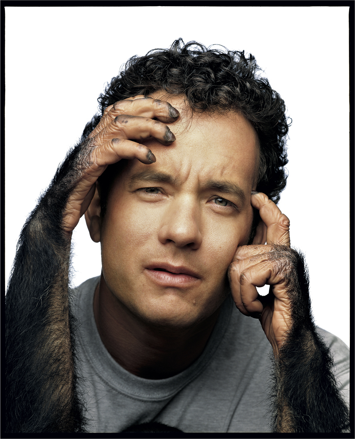 Tom Hanks, Los Angeles, CA, 1994 photograph by Mark Seliger