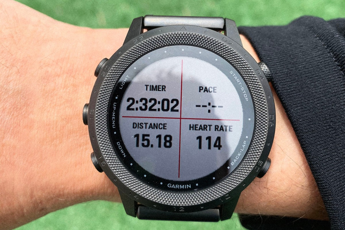 The Garmin MARQ is the best smartwatch on the market